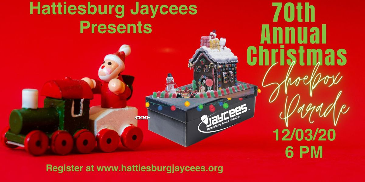 Hattiesburg Jaycees to go virtural for annual Christmas parade