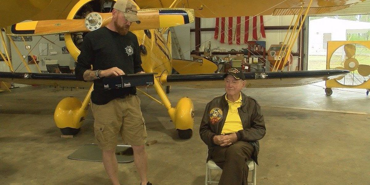 Poplarville veteran honored for his service in three wars