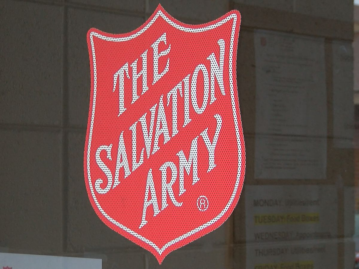 Hattiesburg Salvation Army kicks off Angel Tree program