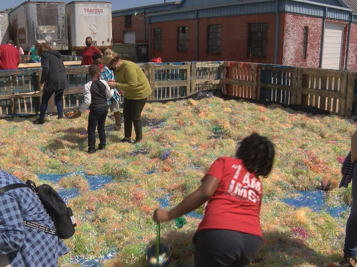 Christian Services hosts annual Easter Fun Day