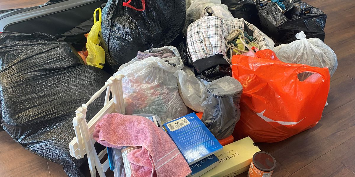 Organizations team up to donate to homeless, domestic abuse shelter