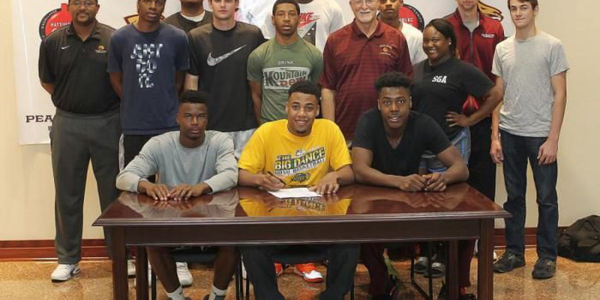 Pearl River's Clements signs with North Dakota State