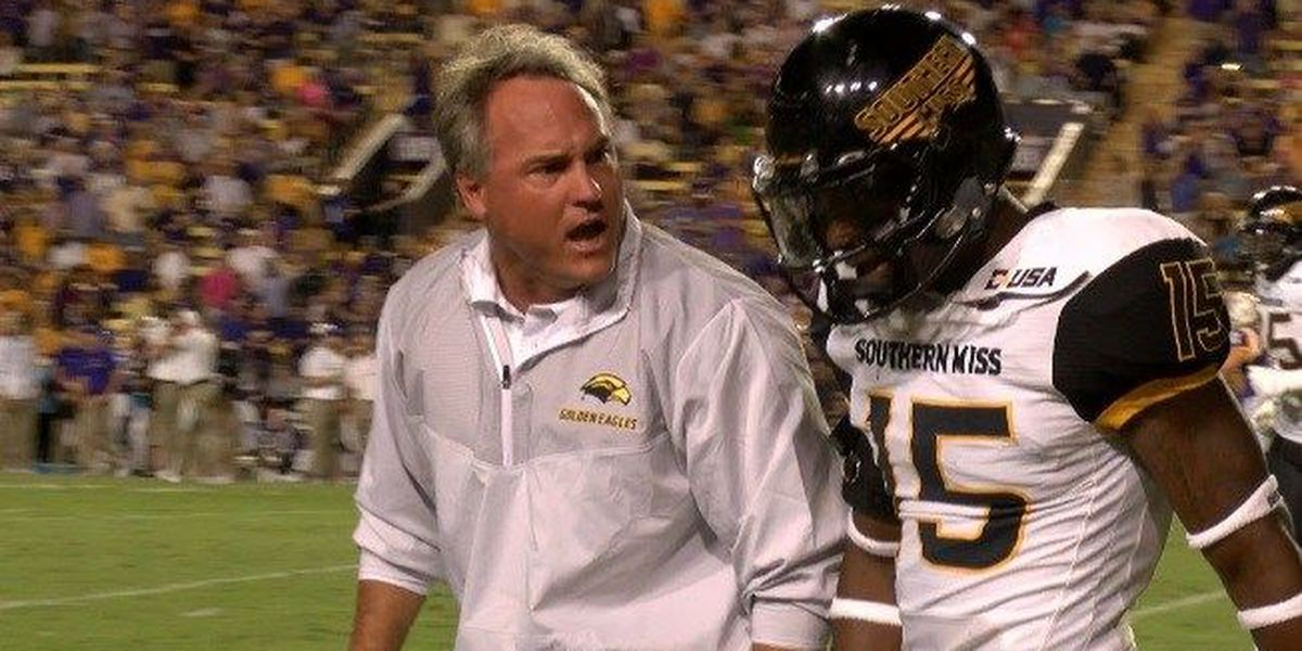 Big plays continue to cripple USM in loss at LSU