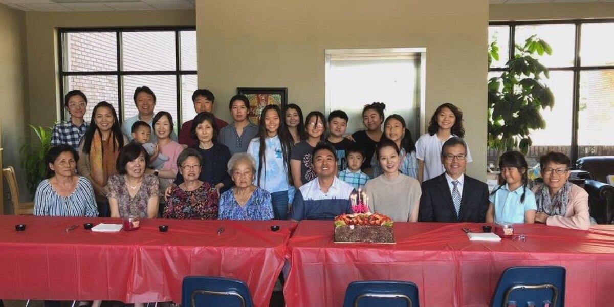 Korean Church of Laurel donates masks to SCRMC