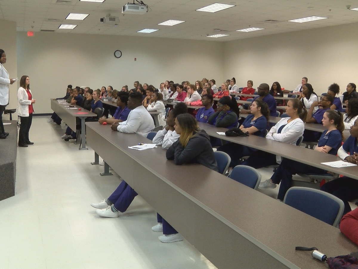 WCU hosts annual Careers in Healthcare symposium