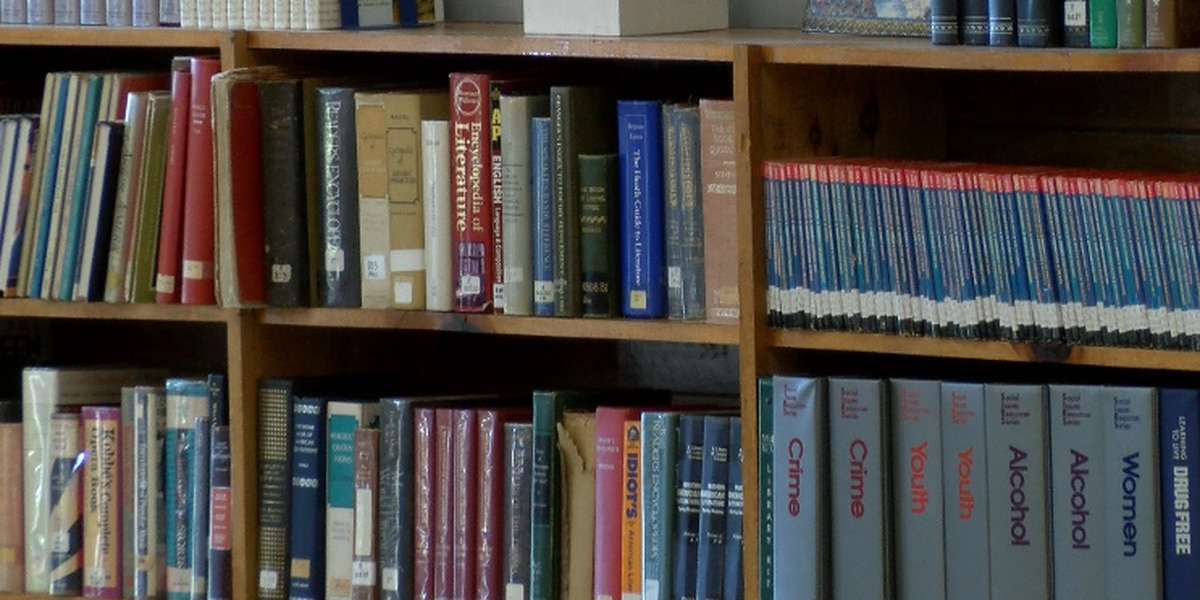 Purvis High School library receives national award