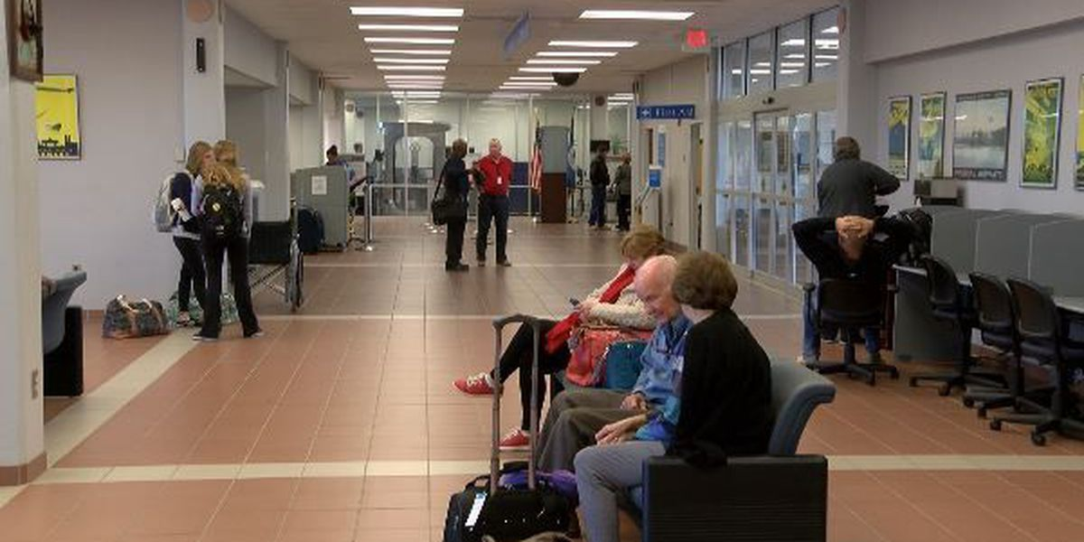 Airport preparing for busiest travel period of the year