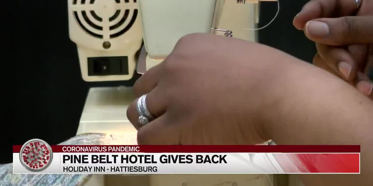Hattiesburg hotel gives back to first responders, healthcare workers during pandemic