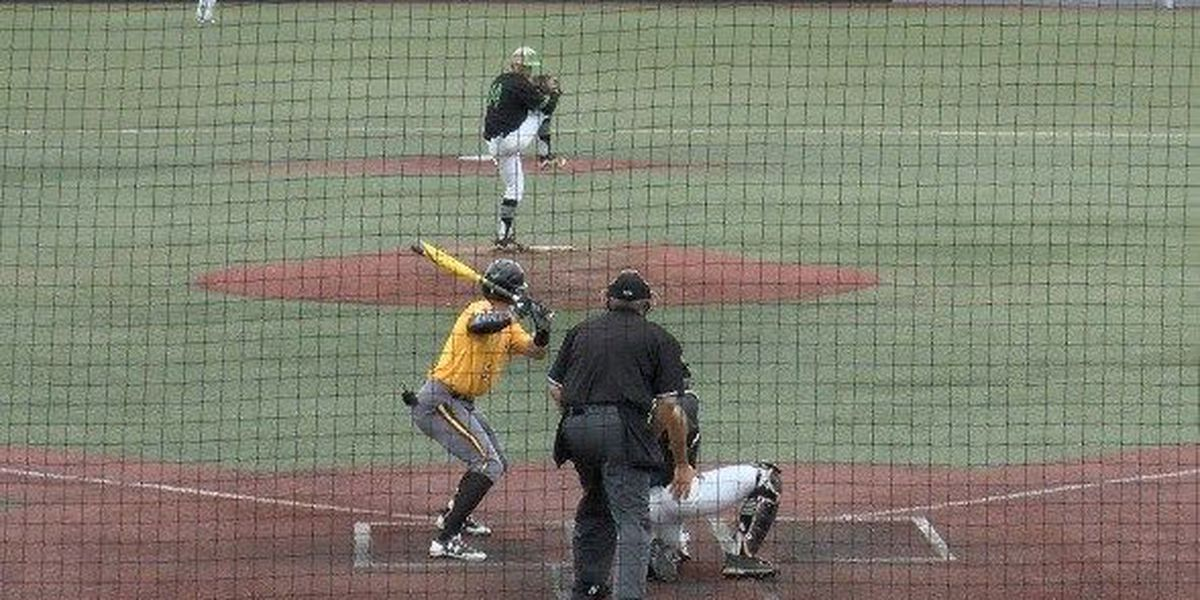 USM sweeps for 1st time at Marshall with wild 18-9 win