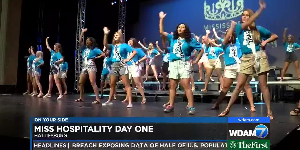 Miss Hospitality competition officially kicks off