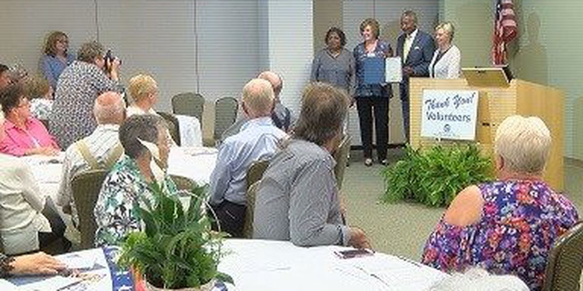 SCRMC honors volunteers during awards ceremony