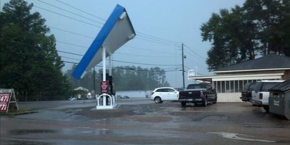 SLIDESHOW: Severe weather travels through the area