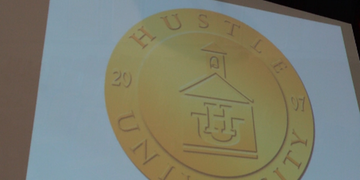 Hustle University steps in to help low performing school