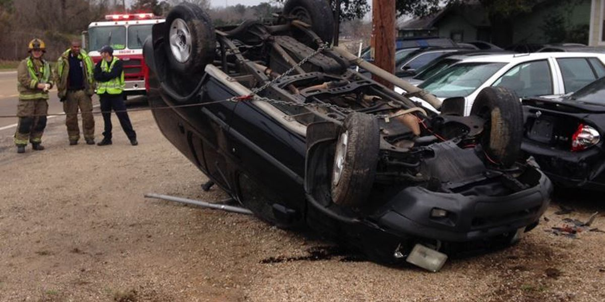 Accident on 42 bypass sends one to hospital