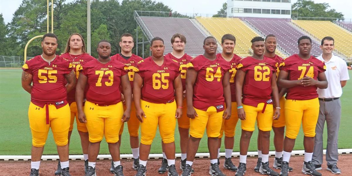 Bobcats feature strong offensive line