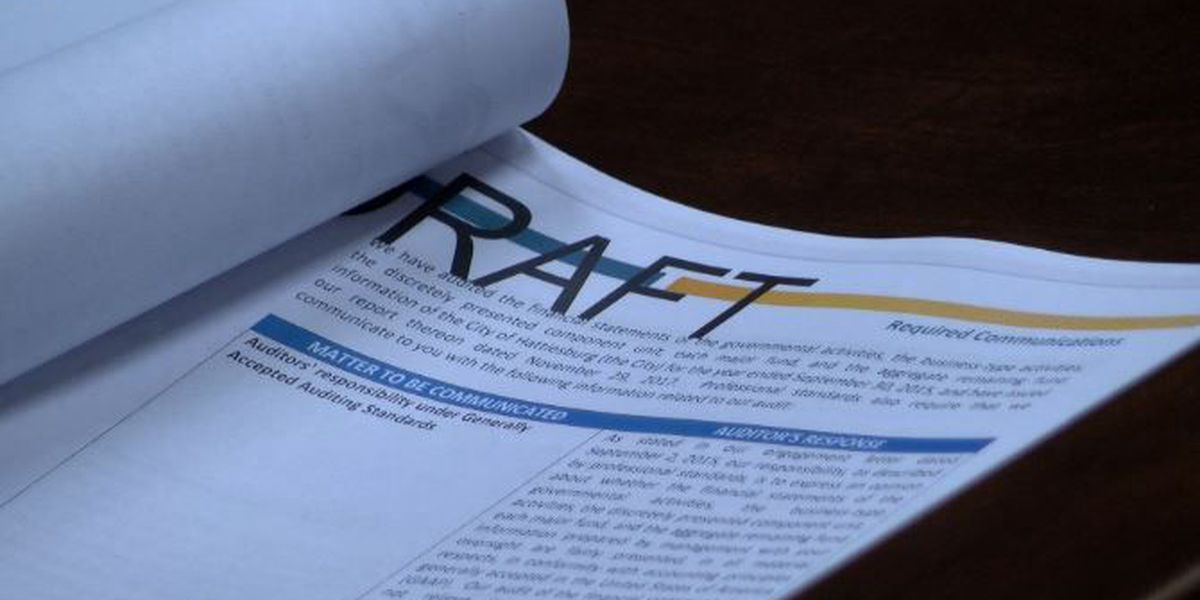 Hattiesburg hires new firm for financial audits