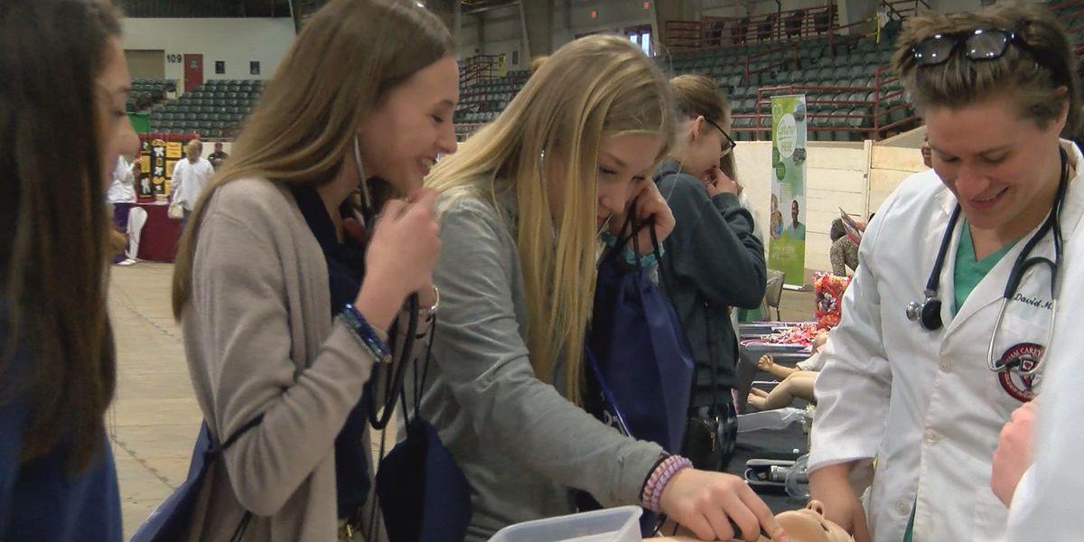 Pine Belt students get a jumpstart to success