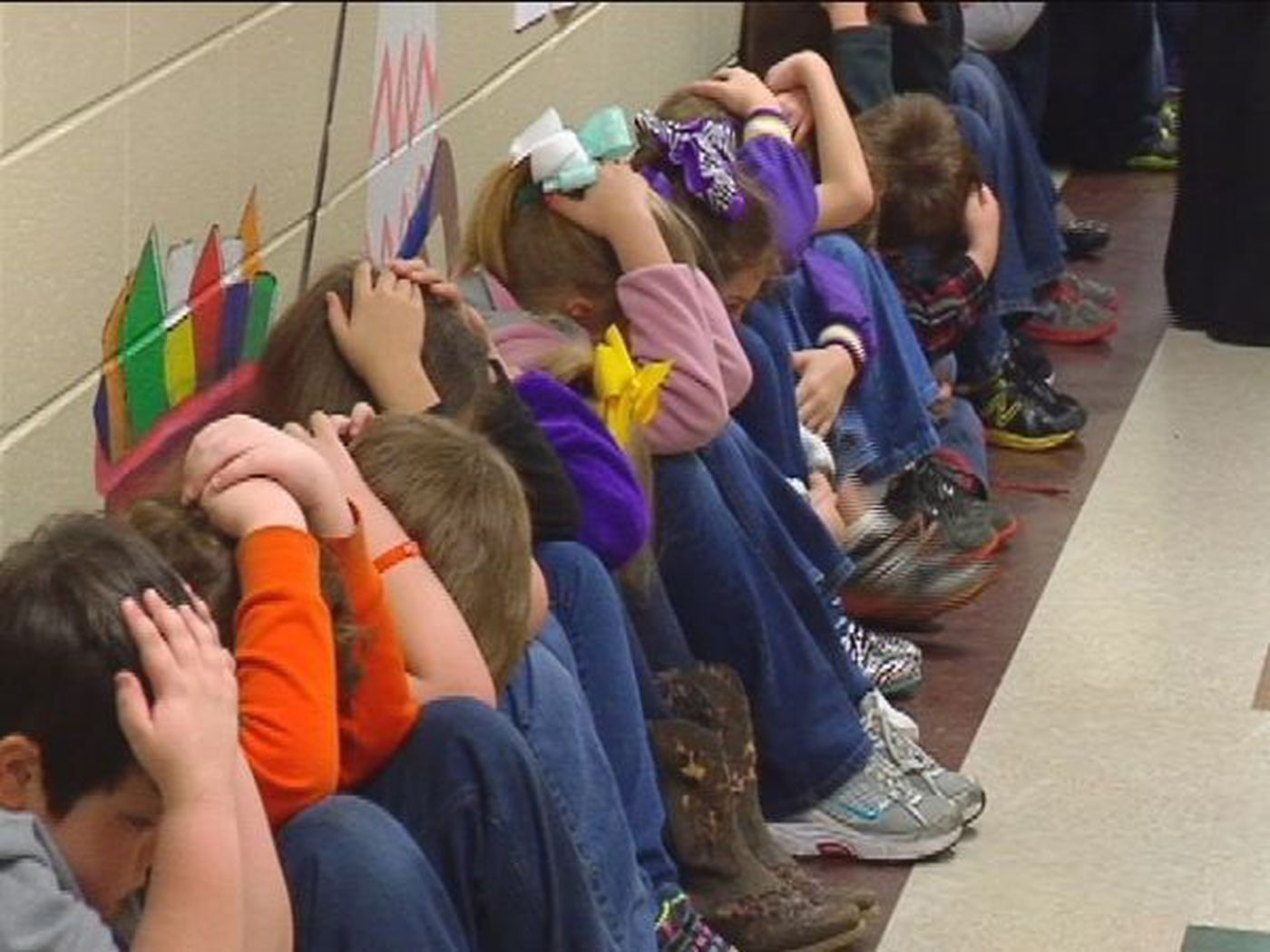 Lamar County schools prepare with statewide tornado drill