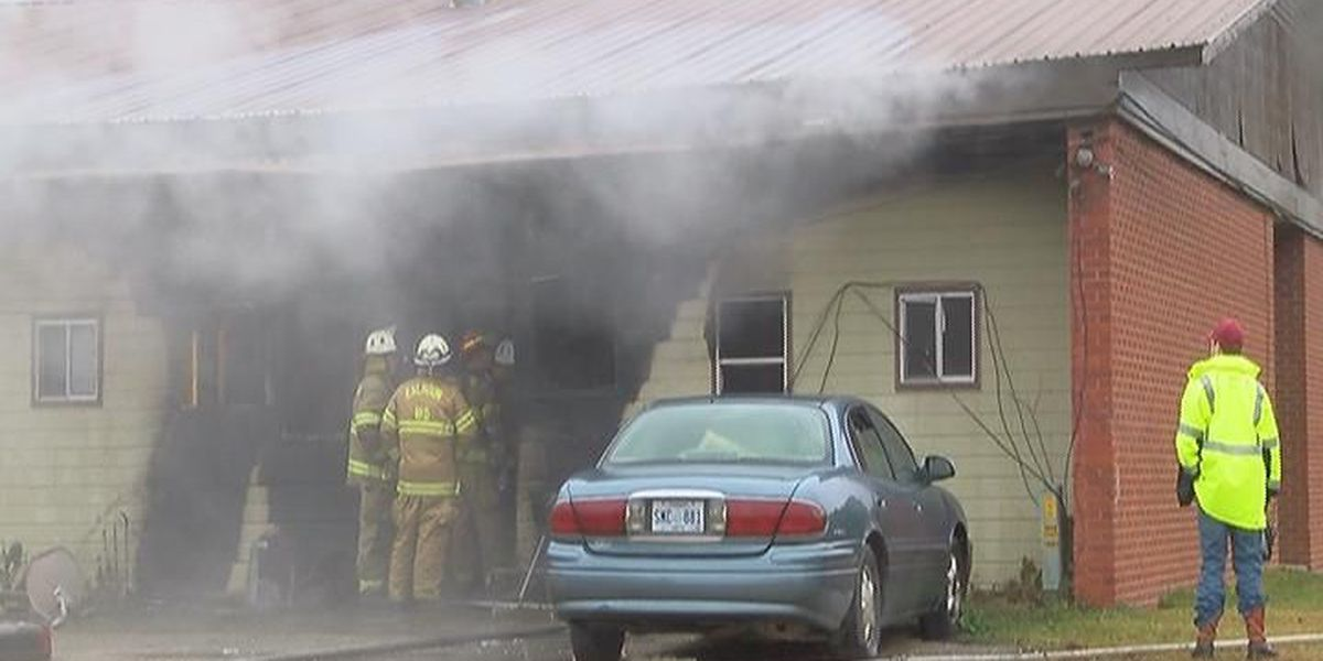 Quick action by Jones firefighters limits apartment fire damage