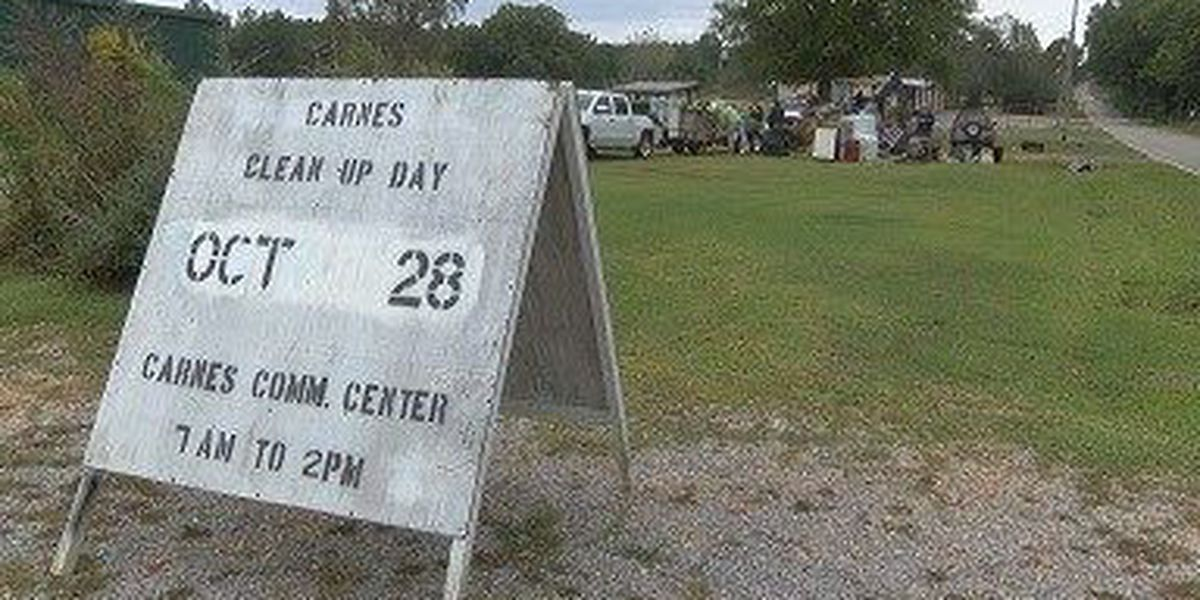 Forrest County hosts non-hazardous waste clean up day