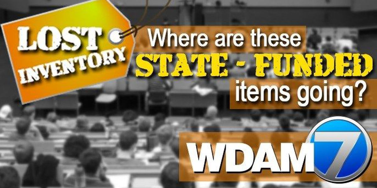 On Your Side Investigation: Missing inventory from state-funded colleges and universities