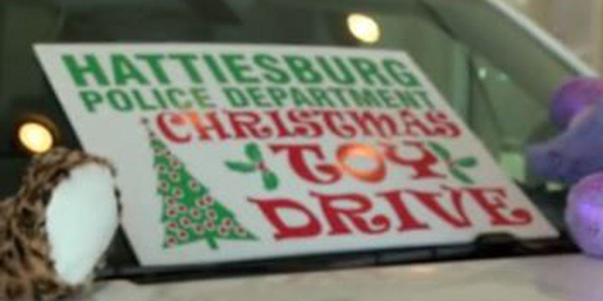 HPD, Ryan Chevrolet hold Christmas toy drive