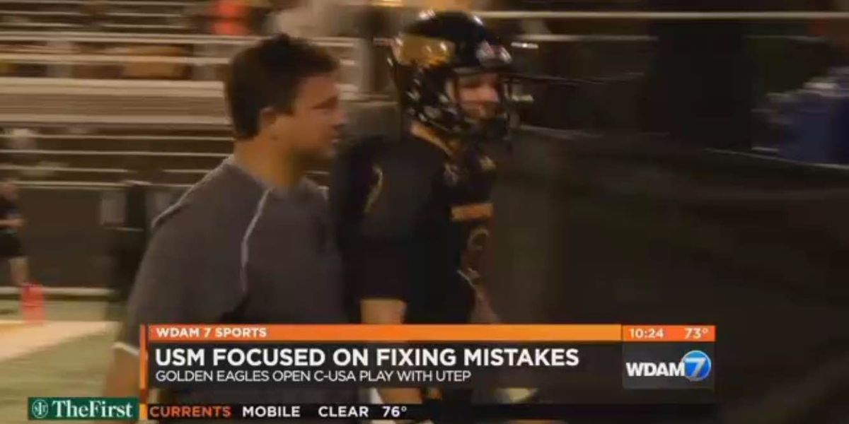 Southern Miss looks to fix mistakes ahead of C-USA play