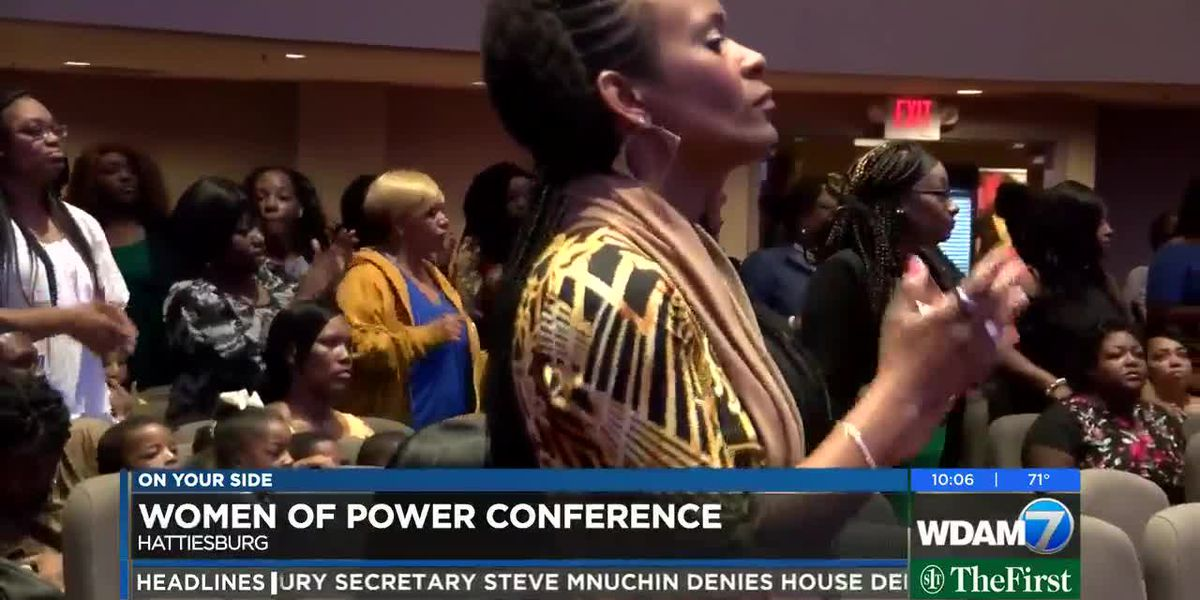 Mt. Olive Baptist Church hosts Women of Power Conference