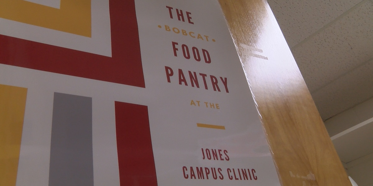 College food pantries keep students focused on class, not food