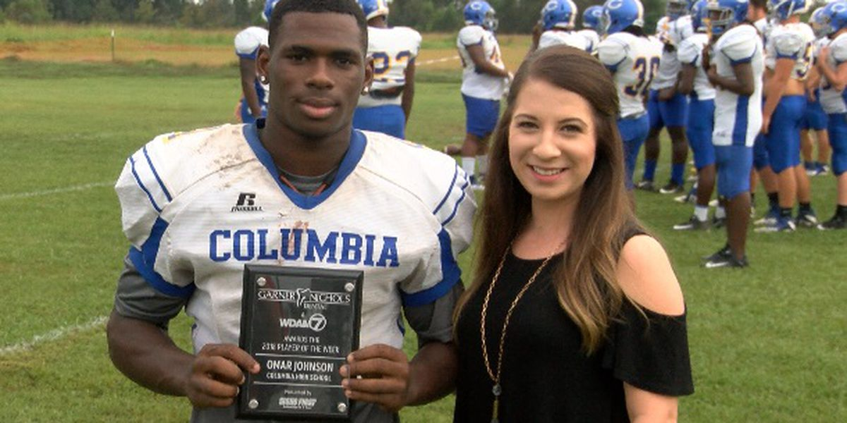 Player of the Week - Columbia's Omar Johnson