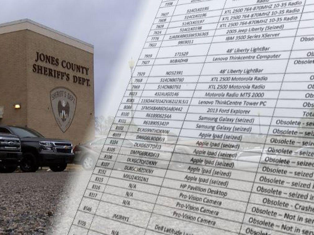 WDAM Investigates: Transition of power in Jones County