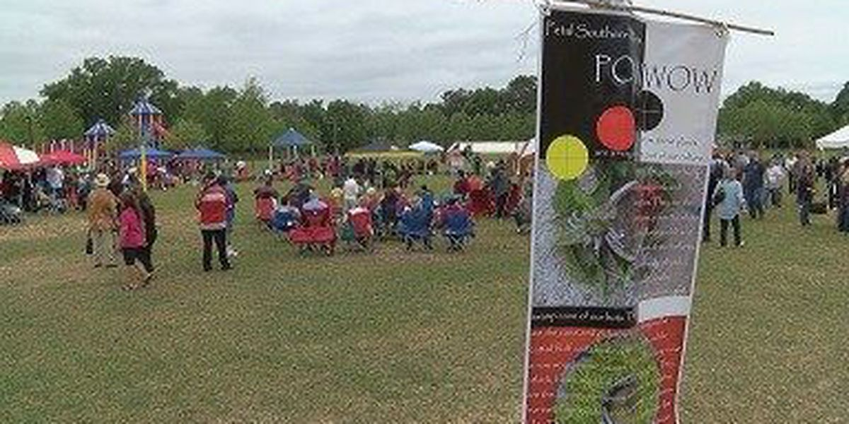 Annual Petal-Southern Miss Pow Wow underway in the Friendly City