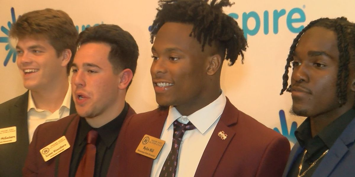 Kylin Hill wins 2019 Conerly Trophy