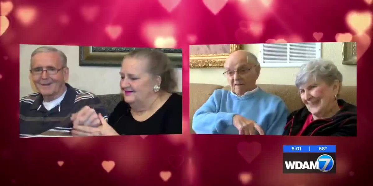 Couples reflect on 50 years of marriage