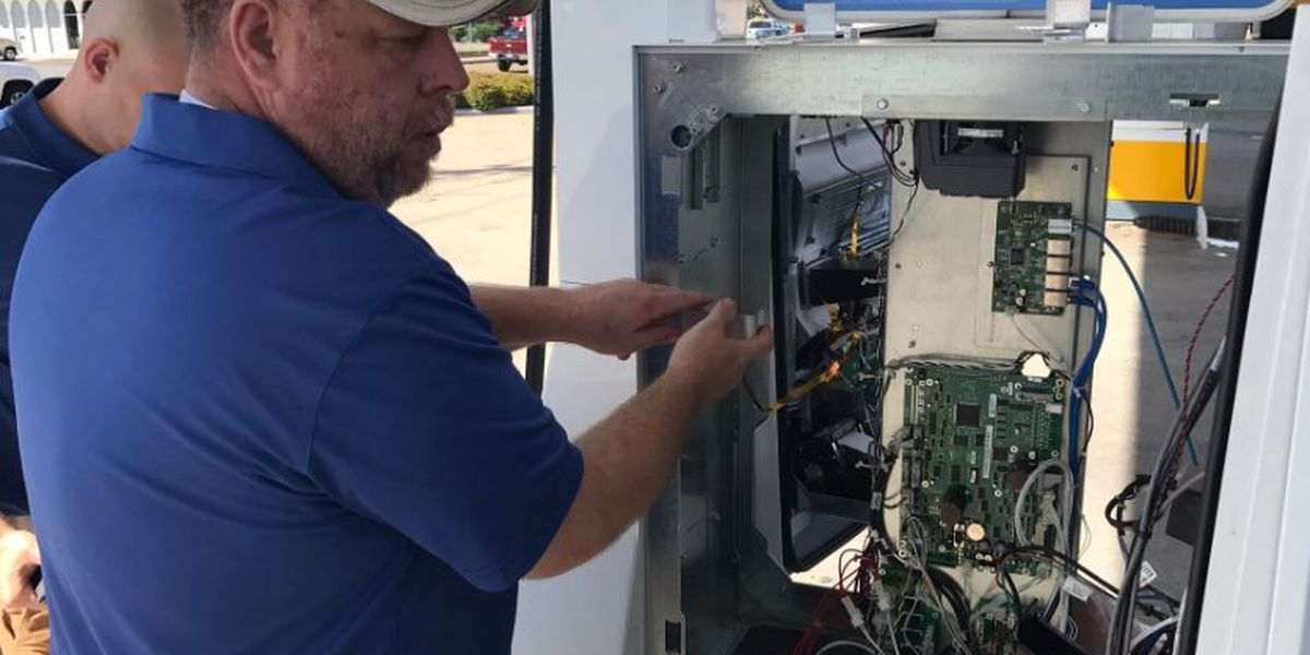 Hub City gas station fights back against card skimmers