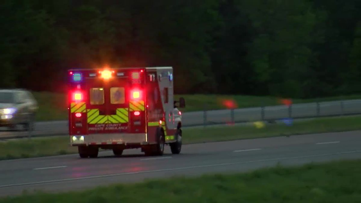 Man crashes his vehicle on I-55, dies after being hit by oncoming car