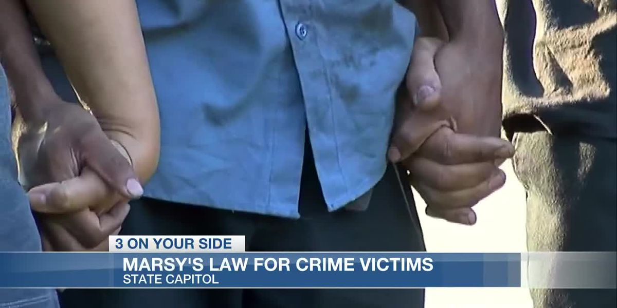 Marsy's Law for Crime Victims