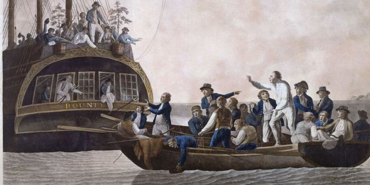 On this day in history - April 28th, 1789