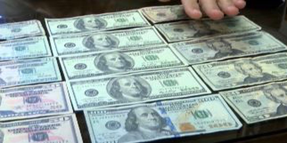 Officials offer tips to spot fake money