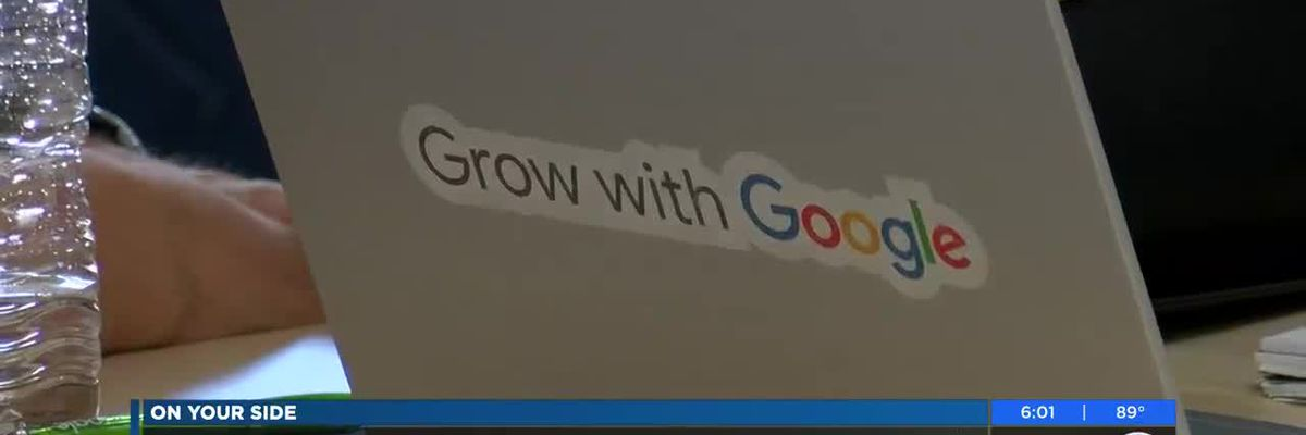 Grow with Google program comes to Mississippi