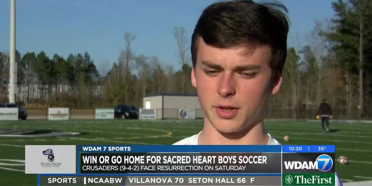"""It's """"win or go home"""" for Sacred Heart soccer"""