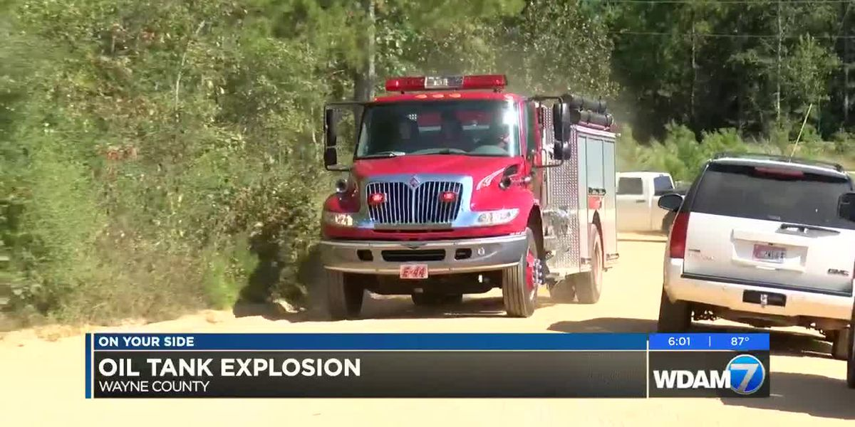 One killed in Wayne County oil tank explosion