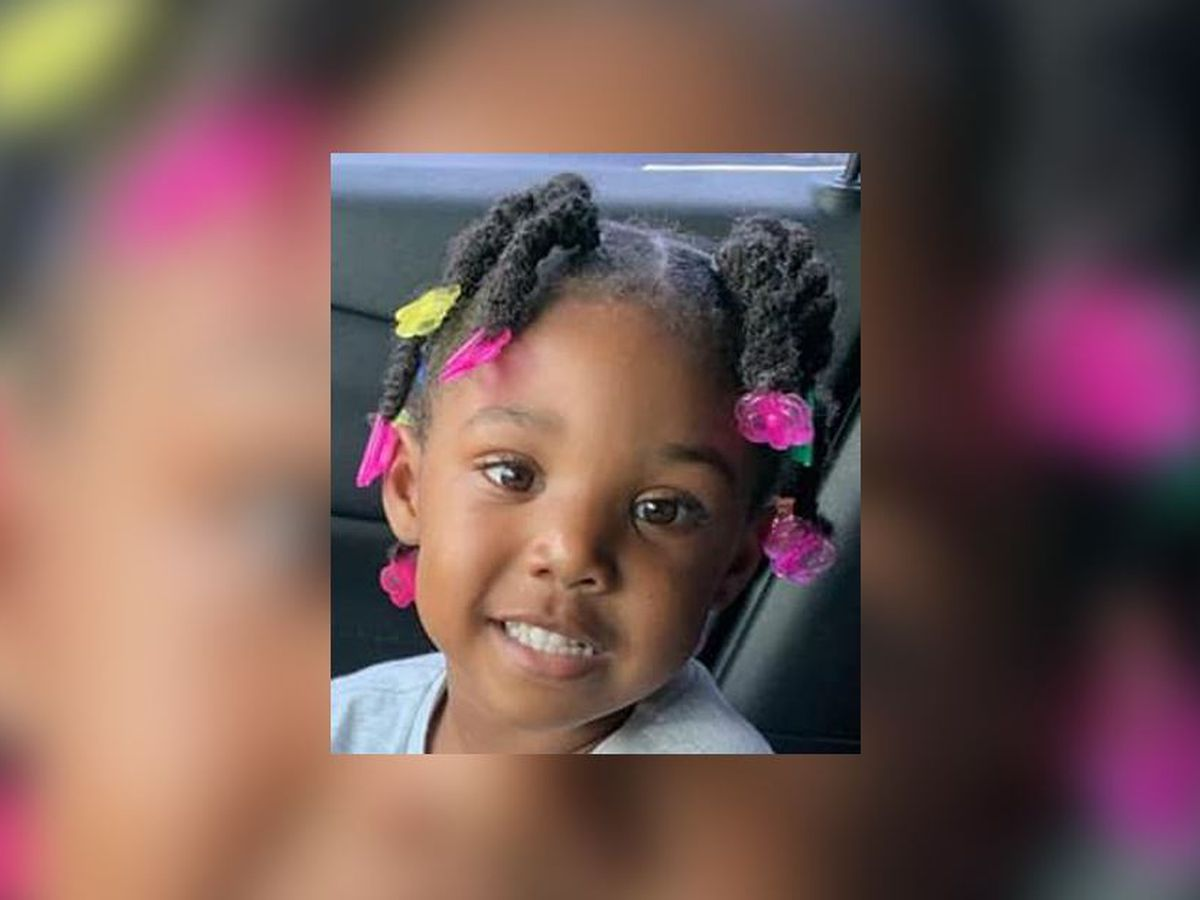 Where is Kamille McKinney? Search for kidnapped toddler enters 5th day