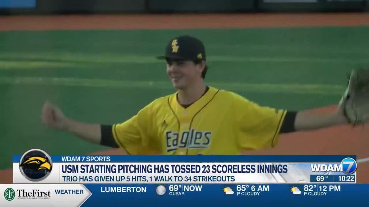 USM's Ethridge follows no-hitter with another pitching gem