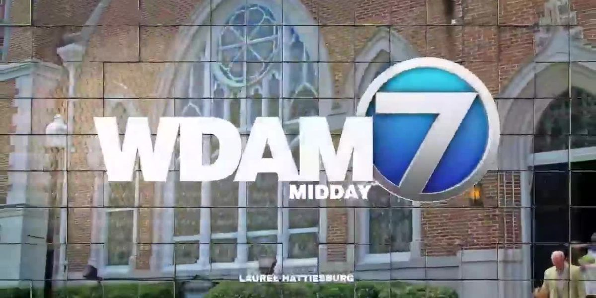 WDAM 7 Headlines at Midday 11/8/18