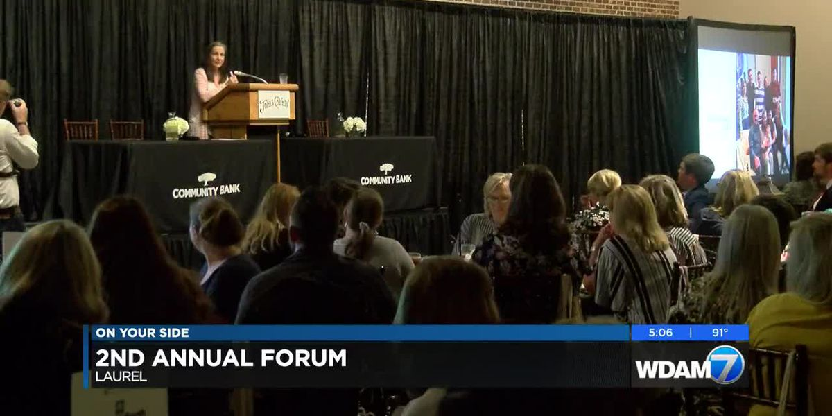 Jones County business women gather for second forum