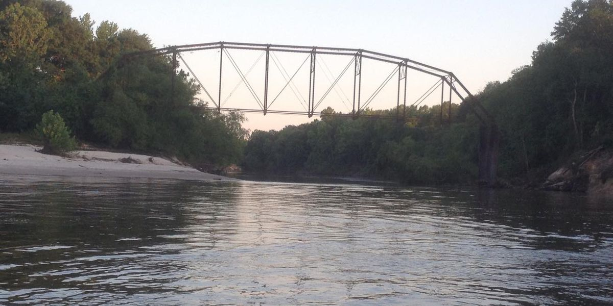 PHOTOS: Historic bridge collapses from flooding