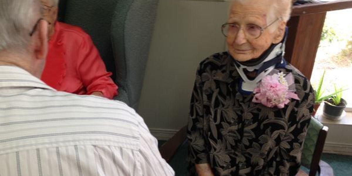 Pine Belt resident celebrates 102nd birthday