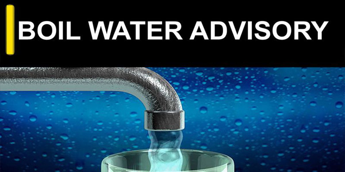 Around 1,500 under boil water advisory in Forrest County