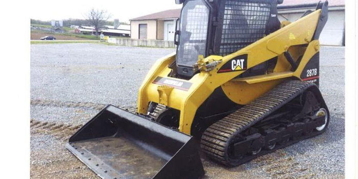 Jones County authorities investigate possible equipment theft